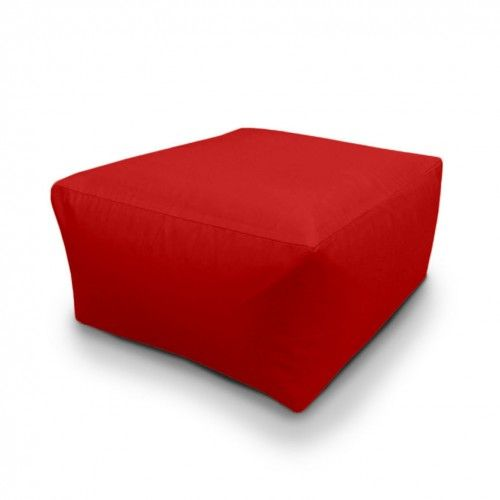 "Пуф ""Square"" Red"